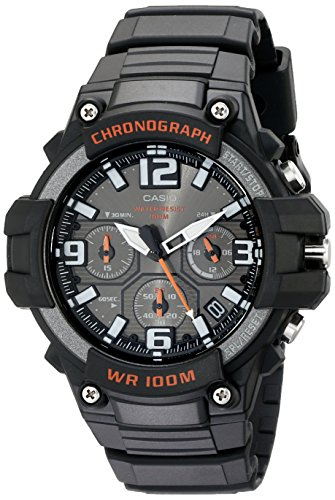 Product Image of the Casio Men's MCW100H Heavy Duty Design Watch