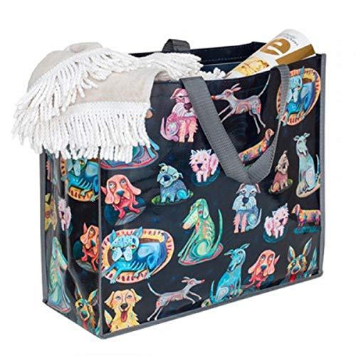 Allen Designs [P5679] - Bolso de Compras diseño 'Allen Designs' Perros -...
