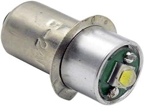 Ruiandsion 1 stks High Power P13.5S Upgrade Lamp 3 W LED 200LM voor 5 V 6 9 12 18 6000 Wit Lichten voor Zaklamp Koplamp Lamp