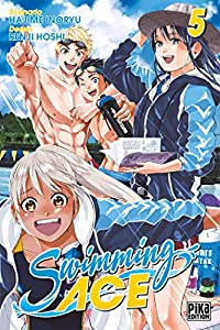 Swimming Ace Edition simple Tome 5