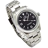 TECHNOS テクノス メンズ腕時計 スポーツライン 10気圧防水 ブラックダイヤル 工具ブレスセット TSM208SB-SET [並行輸入品]