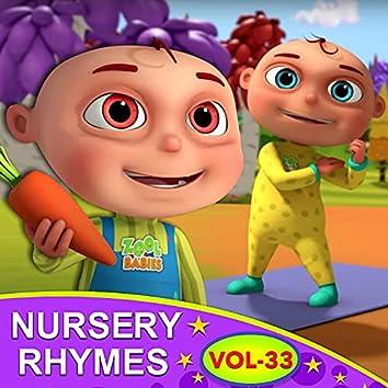 Zool Babies Nursery Rhymes for Kids, Vol. 33