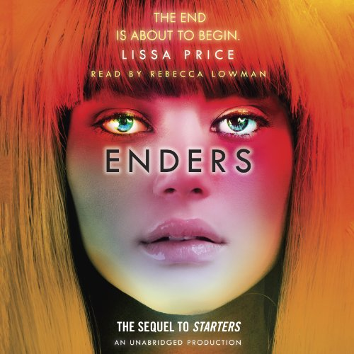 Enders audiobook cover art