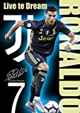 Cristiano Ronaldo #42 – Motivierendes Poster – signiert