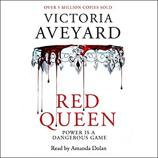 Red Queen                   By:                                                                                                                                 Victoria Aveyard                               Narrated by:                                                                                                                                 Amanda Dolan                      Length: 12 hrs and 39 mins     450 ratings     Overall 4.2
