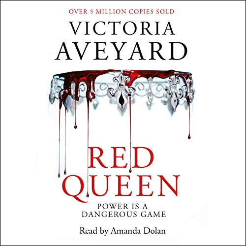 Couverture de Red Queen