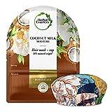herbal essences kew maschera per capelli + cappello 20 ml idratazione con cocco, in collaborazione con il reale giardino botanico