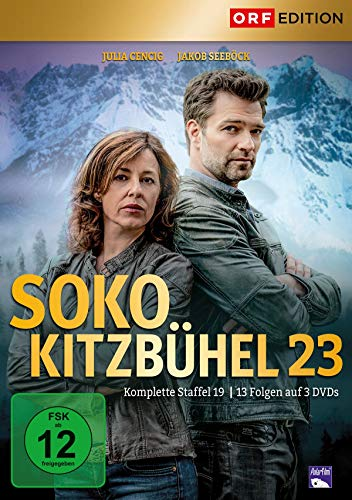 SOKO Kitzbühel - Box 23 [3 DVDs]