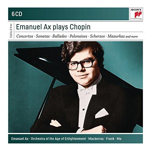Emanuel Ax Plays Chopin [6 CD]
