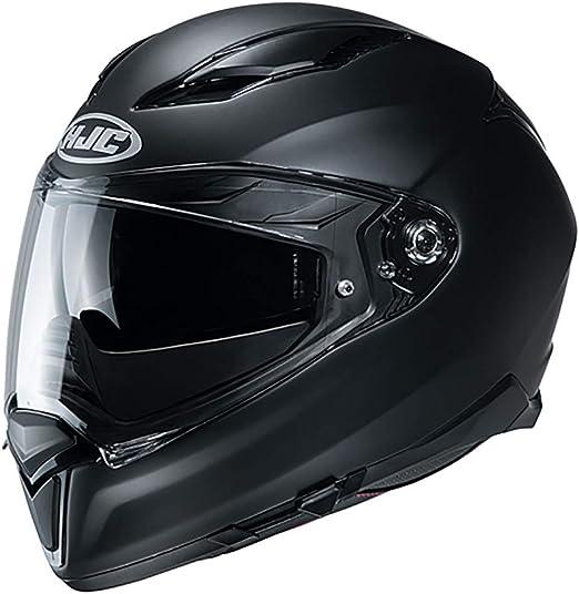 HJC F70 Casco de Moto Liso