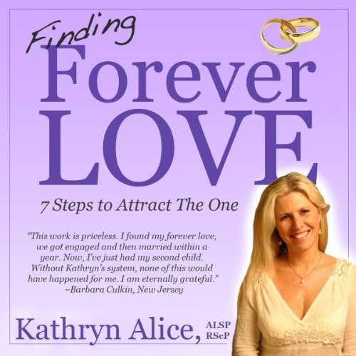 Finding Forever Love cover art