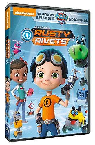 Rusty Rivets 1 [DVD]