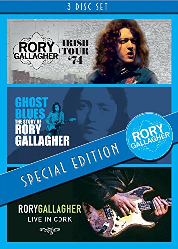 Rory Gallagher - Irish Tour '74 / Ghost Blues / Live In Cork [Special Edition] [3 DVDs]