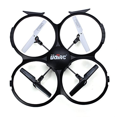 UDI U818A-HD 2.4GHz 4 CH 6 Axis Headless RC...