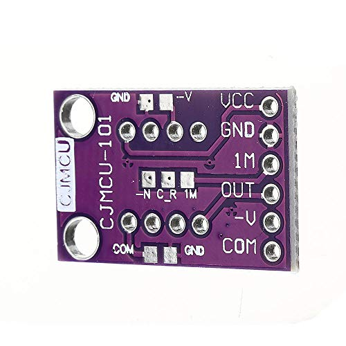 LTH-GD High Precision Professional OPT101 Illumination Sensor Light Intensity Sensor Module Monolithic Photodiode 10pcs