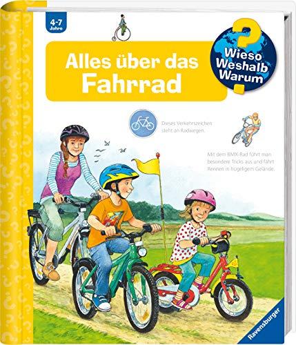 Wieso? Weshalb? Warum? Alles über das Fahrrad (Band 63) (Wieso? Weshalb? Warum?, 63)