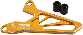 CNC Front Sprocket Cover Chain Protector Guard For SUZUKI RMZ250 RMZ450 RMZ 250 450 2005 2006 2007 2008 2009 2010 2011 2012 2013 2014 2015 2016 2017 2018 Dirt Bike