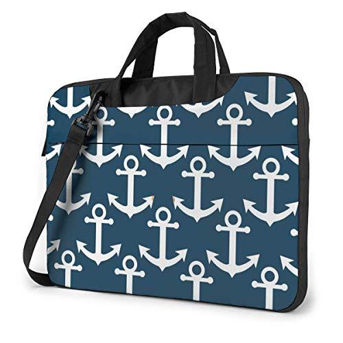 Anchor Laptop Case Laptop Shoulder Bag 15.6 Inch,Laptop Sleeve Carrying Case with Strap