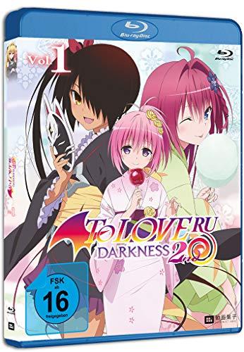 To Love Ru: Darkness 2nd - Staffel 4 - Vol.1 - [Blu-ray]