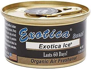 Exotica Ice Organic Air Freshener