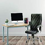 High Living High-Back Executive Office Chair   Desk Chair - Black