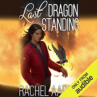 Last Dragon Standing     Heartstrikers, Book 5              By:                                                                                                                                 Rachel Aaron                               Narrated by:                                                                                                                                 Vikas Adam                      Length: 13 hrs and 12 mins     2,488 ratings     Overall 4.7