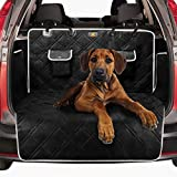 Alpha Dogs Völliger Kofferraumschutz für Hund - Premium Kofferraumdecke Schützt den Kofferraum und die Stoßstange vor Schmutz