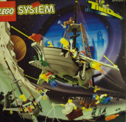 LEGO System Time Cruisers 6493 Flybo