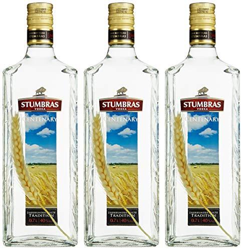 Stumbras Wodka (3 x 0.7 l)
