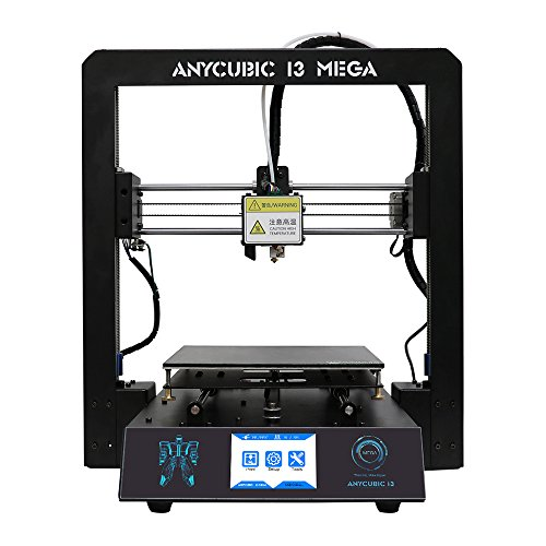 Anycubic Stampante 3D i3 Mega con TFT Touch Screen da...