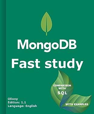 Fast study mongoDB