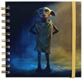 Harry Potter (Dobby) Cuaderno cuadrado