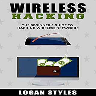 Wireless Hacking audiobook cover art