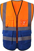 blue orange security