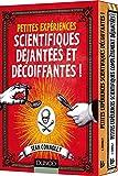 Petites expériences scientifiques déjantées et décoiffantes! Le coffret
