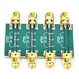Atenuador de radiofrecuencia de consistencia de cabezal hembra doble SMA Atenuador de RF de 50 Ω para equipos electrónicos Ajuste el tamaño de las señales en el circuito