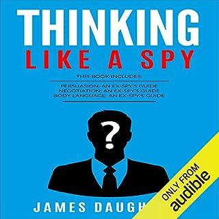Thinking: Like a Spy cover art