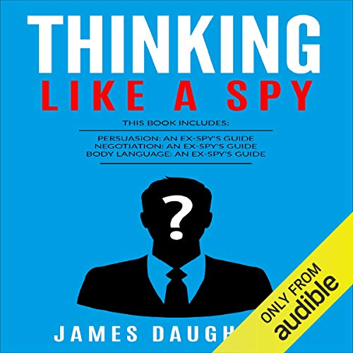 Couverture de Thinking: Like a Spy
