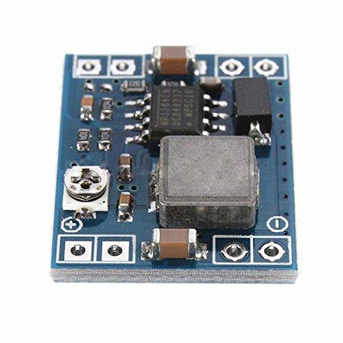 『SODIAL(R) 5件ミニDC-DCコンバータステップダウンモジュール調整可能電源出力0.8-20V』の6枚目の画像