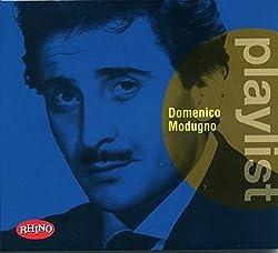 Playlist: Domenico Modugno [Import]