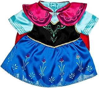 Build A Bear Workshop Disney's Frozen Anna Costume
