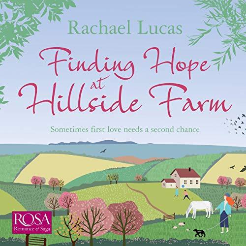 Finding Hope at Hillside Farm audiobook cover art