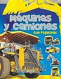 Máquinas y camiones (Imágenes con pegatinas)