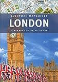 London Everyman Mapguide: 2016 edition (Everyman Citymap Guide) [Idioma Inglés]