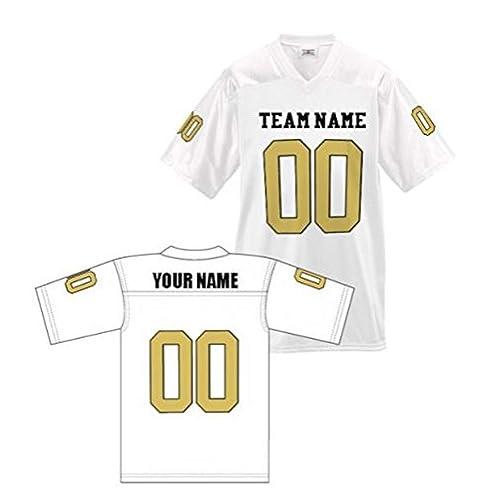 d56f9d0d5cf Custom Football Replica Team Jersey