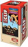 Clif Bar クリフバー エネルギーバー バラエティパック(24個入り) [海外直送品]