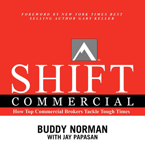 SHIFT Commercial audiobook cover art