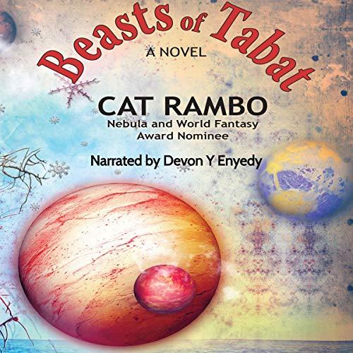 Beasts of Tabat audiobook cover art