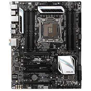 ASUS X99-A/USB 3.1 ATX DDR4 3300 (o.c.) Intel LGA 2011 Motherboards