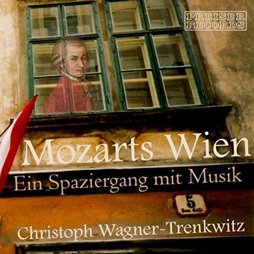 Mozarts Wien Titelbild
